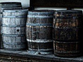 barrels-in-row
